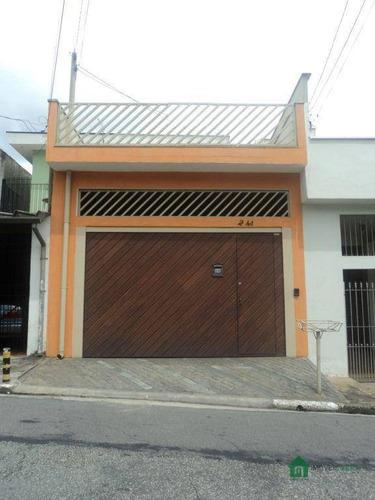 Imagem 1 de 27 de Casa  Residencial À Venda, Umarizal, São Paulo. - Ca0060