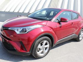 Toyota Chr 2019 Roja De Demostracion 2.9 Años De Garantia