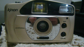 Câmera Fotográfica Kinon Chroma, Funcionando