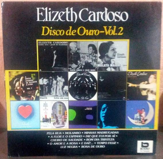 Elizeth Cardoso, Disco De Ouro Vol. 2 (1979) - Lp