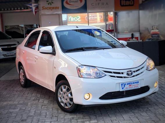 Toyota Etios 1.5 Sd X 2014