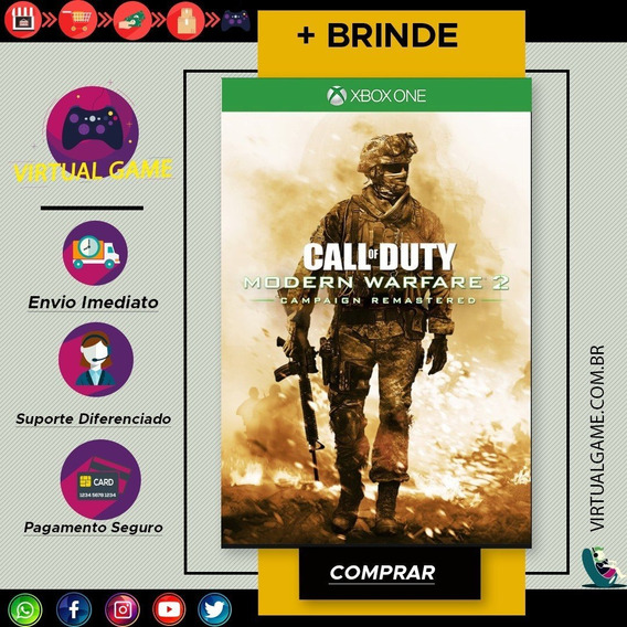 Modern Warfare® 2 Campaign Remastered - Xbox One - Digital
