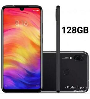 Redmi Note 7 Xiaomi 128gb E 4gb Ram Película Fone Nf