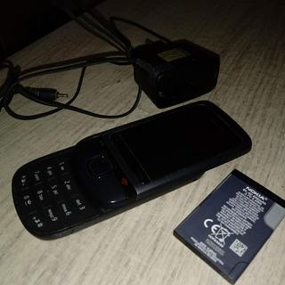 Celular Nokia C2 Em Perfeito Estado