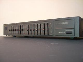 Ecualizador Technics Sh 8017