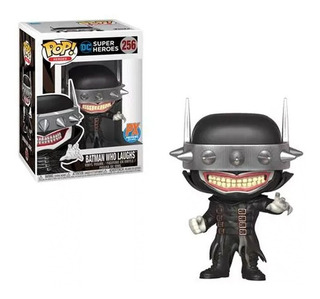 Figura Funko Pop Heroes Dc - Batman Who Laugths 256 Original