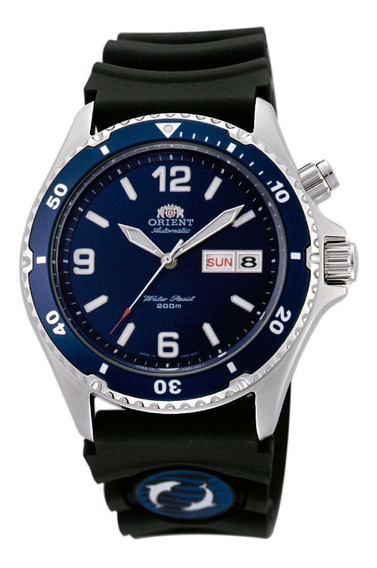 Relógio Orient Masculino Automatico Mako Fem65005dw D2px