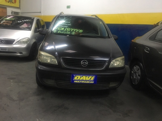 Chevrolet Zafira Cd 2.0 16v Gasolina Manual