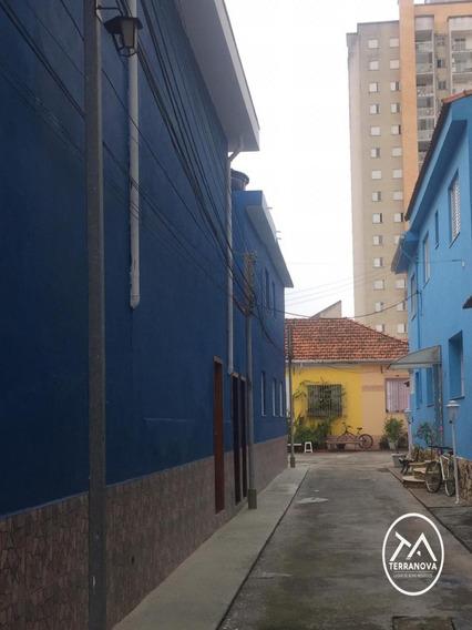 Casa Com 1 Dormitório(s) Localizado(a) No Bairro Brás Em São Paulo / São Paulo - Ca0149
