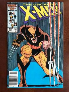 The Uncanny X-men #207, Cómic En Inglés