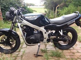 Suzuki Gs500 E - 1995 - Preta
