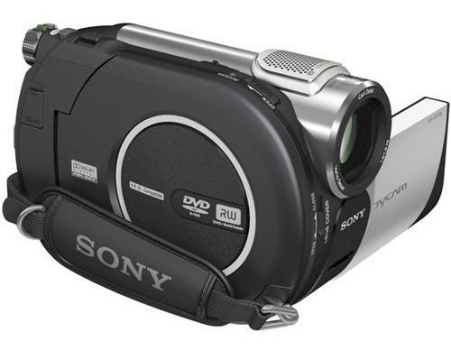 Camara De Video Sony Handycam Dcr-dvd308 Remate