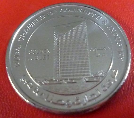 Emiratos Arabes Unidos Camara Comercio Dubai 1 Dirham 2015