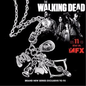 Colar + Pingente / The Walking Dead