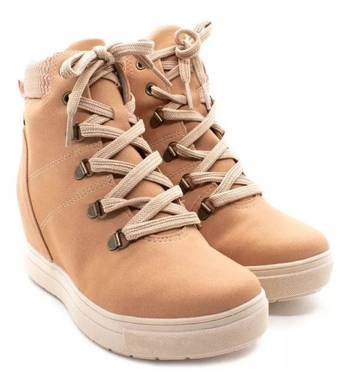 Bota Dakota Sneaker G0791 Nude Coniglio Lagosta