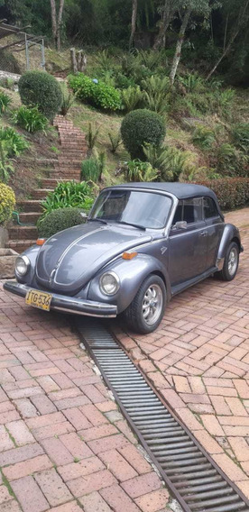 Super Beetle Convertible