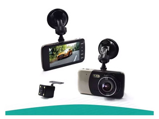 Camara Auto Testigo Mini Full Hd Vision Nocturna 4 Video Filmadora Deportiva Full