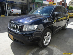 Jeep Compass Limited Tp 2400cc Awd