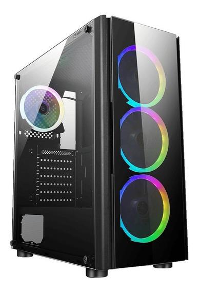 Pc Intel Gamer Processador I7 8700 16gb Ssd 480gb Rtx 2060