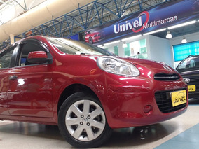 Nissan March 1.6 Sv 5p Univel Automoveis