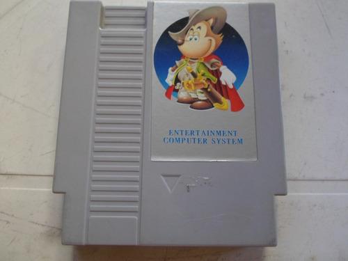 Tartarugas Ninja 1 - Turbo Game, Phantom System, Nintendinho
