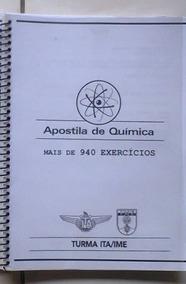 Ita / Ime Apostila Poliedro - Química (com Gabarito)