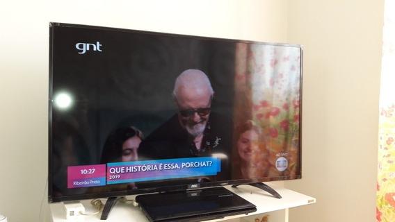 Tv 43 Aoc Smartv Fullhd