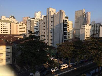 Apartamento Residencial Para Locação, Gonzaga, Santos. - Ap6517