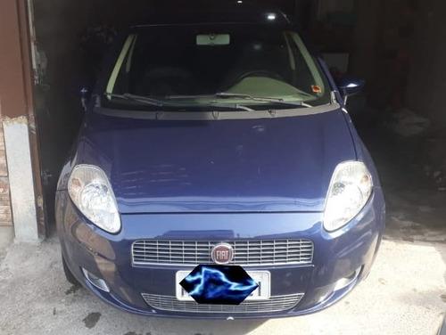 Imagem 1 de 9 de Fiat Punto 2008 1.4 Elx Flex 5p