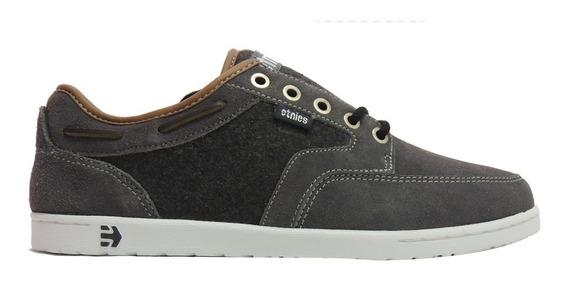 Zapatos Etnies Dory Dark Grey White