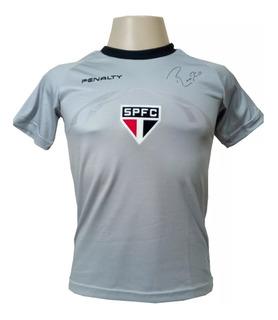 Camisa São Paulo Penalty I 2014 Rogério Ceni - Feminina