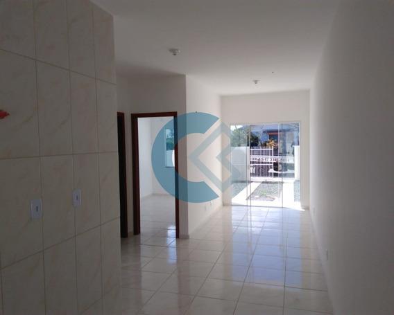 Casa Geminada Em Navegantes - Ca00141 - 34223343