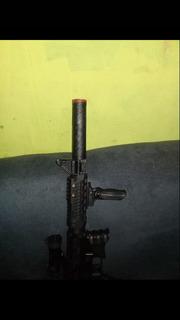 Venda Rifle De Airsoft Usada