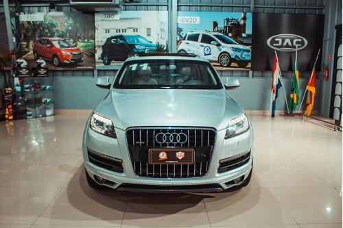 Imagem 1 de 15 de Audi Q7 3.0 Tfsi Quattro V6 24v Gasolina 4p Tiptronic