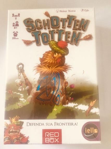 Card Game Schotten Totten Defenda Sua Fronteira! Em Portuguê