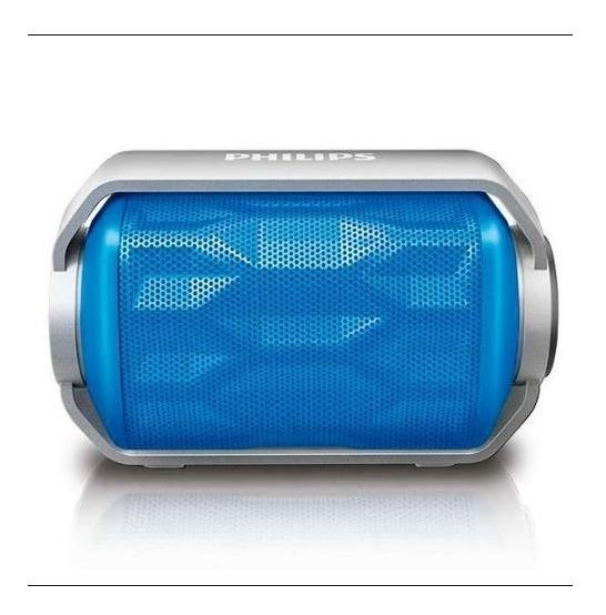 Caixa De Som De Som Philips Bt2200a Blueth Azul