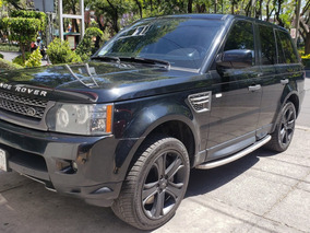 Range Rover Sport Supercargada 5.0l 510hp