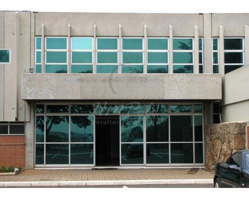 Imagem 1 de 10 de Prédio Para Aluguel Em Real Parque - Pr035029