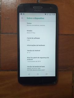 Moto G5 Plus Em Bom Estado