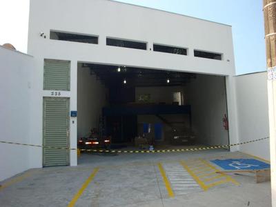 Salão Para Alugar, 110 M² - Dos Casa - São Bernardo Do Campo/sp - Sl1338
