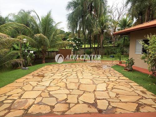 Chácara Com 5 Dormitórios À Venda, 5000 M² Por R$ 1.500.000,00 - Sítio De Recreio Ipê - Goiânia/go - Ch0022