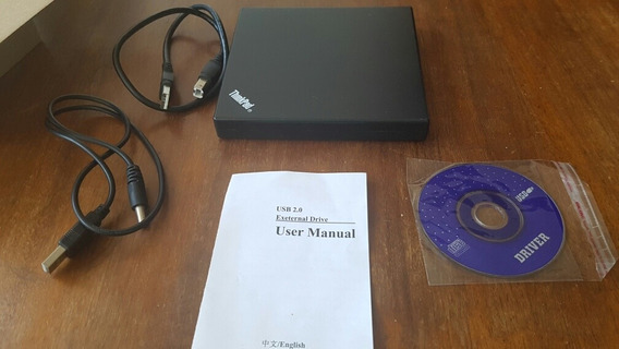 Unidad Quemadora De Cd/dvd Marca Lenovo ($20)