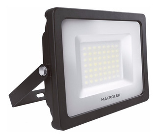 Pack 4 Reflector Proyector Led 50w Exterior Cuotas