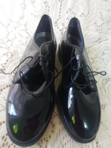 Zapato Formal Para Policía. Zapato Formal Charol