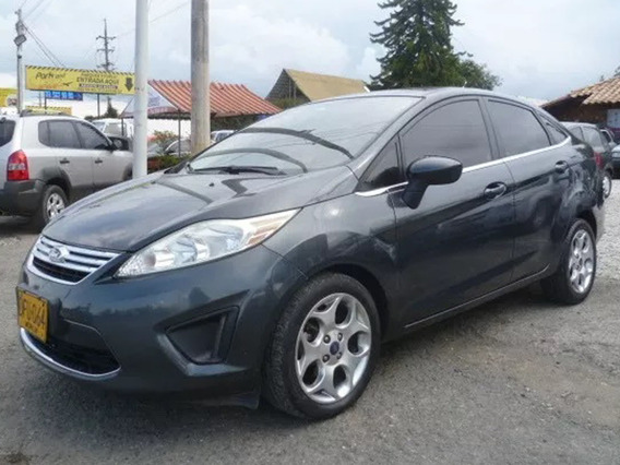 Ford Fiesta At 2011 Full