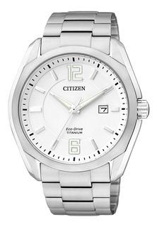 Reloj Citizen Super Titanium Eco Drive Bm708151b Hombre