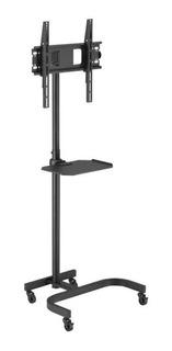 Stand / Rack Pie C/ Ruedas 40-55 Vesa 400x400. Todovision