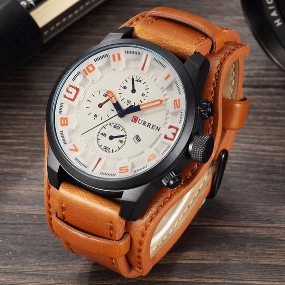 Relógio Quartzo Militar Importado