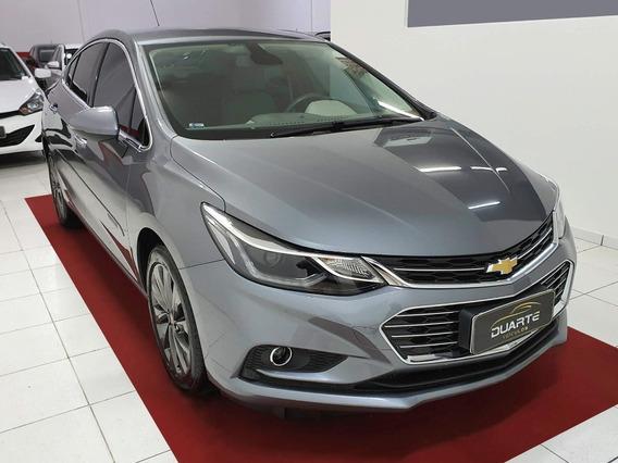 Chevrolet Cruze 2018 1.4 Ltz Automático - Impecável