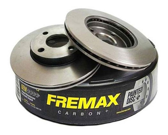 Disco Freio (par) Fremax Bd-4752 Ds3